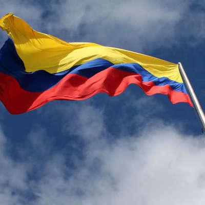 colombia una nacion a pesar de si misma!!! timeline