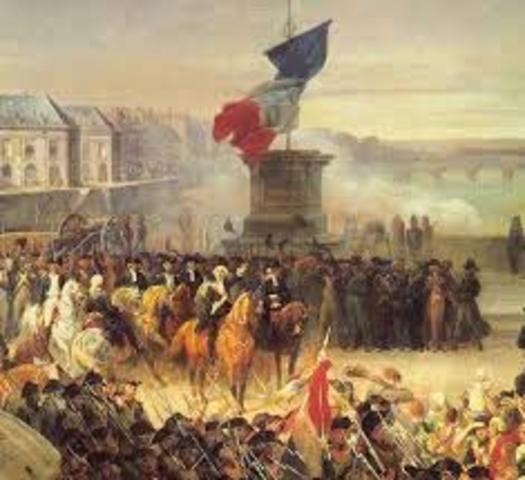 Revoluciòn Francesa