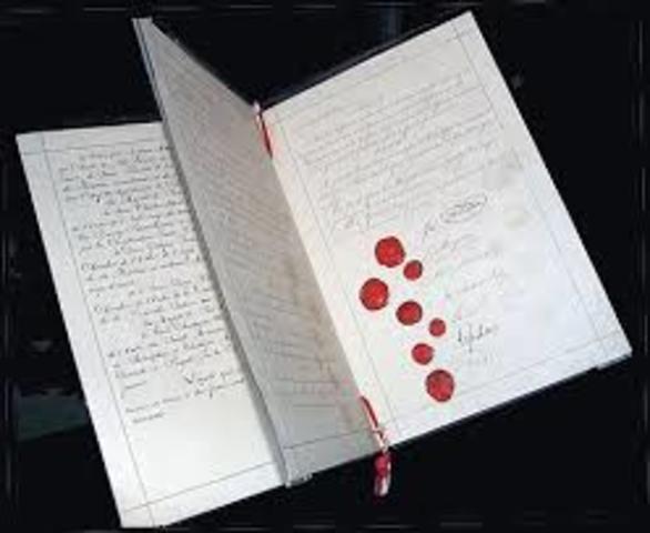 Primer Convenio de Ginebra.