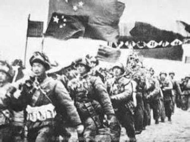 China enters the Korean War