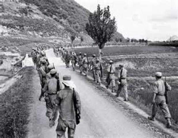 Battle of Pusan Perimeter