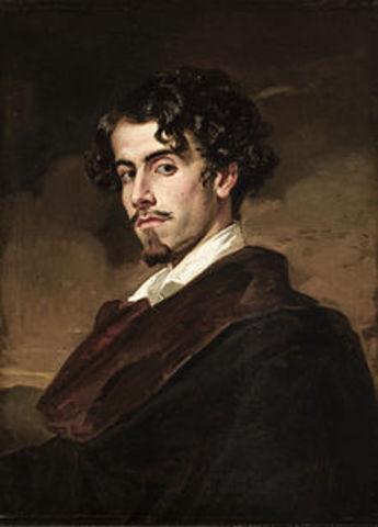Nace Gustavo Adolfo Bécquer