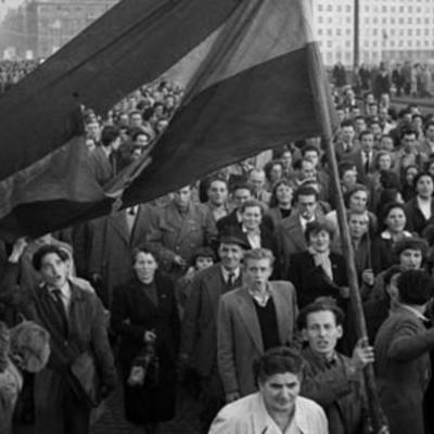 1956 - forradalom és szabadságharc timeline