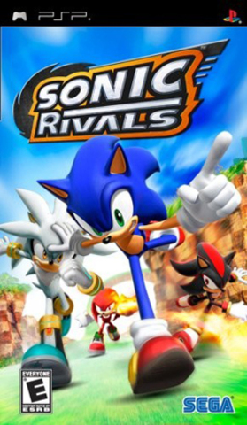 Sonic Rivals is released.