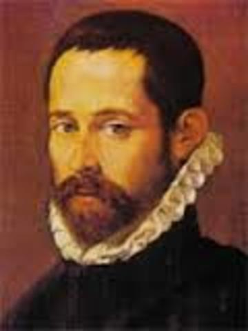 The Governor of New Spain