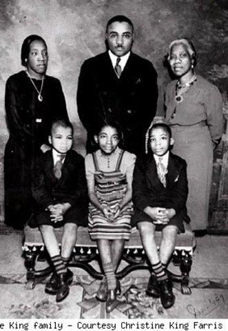 Martin Luther King Jr Childhood Facts Www Imagenesmi Com