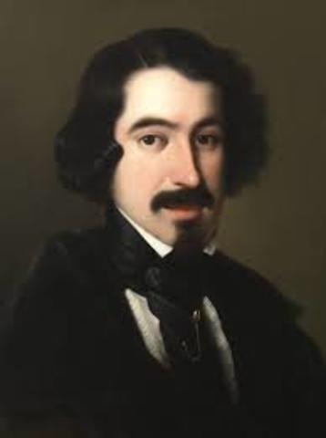 Muerte de José de Espronceda