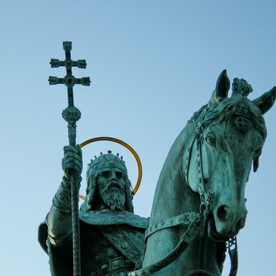 Szent István uralkodása timeline