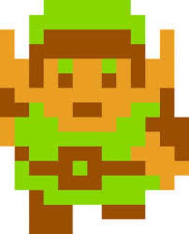 Legend of Zelda hits Nintendo console