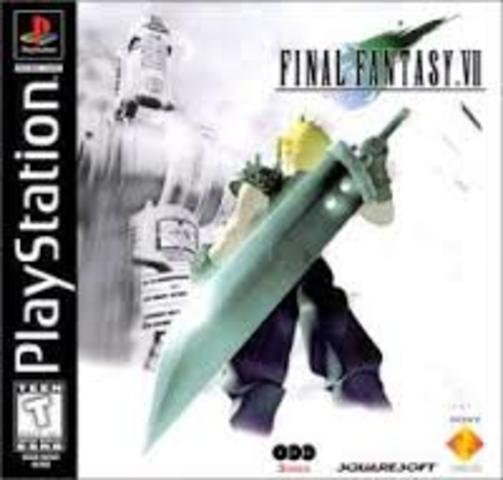 Final Fantasy VII takes Playstation by storm