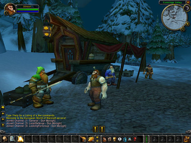 Blizzard launches World of Warcraft