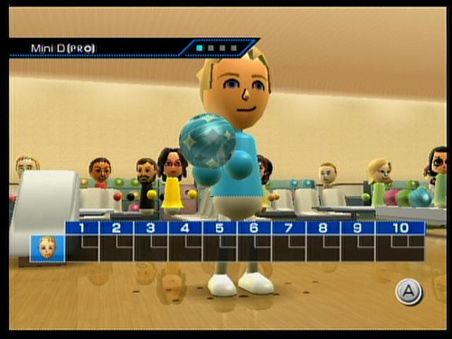 Wii Sports helps launch the Wii
