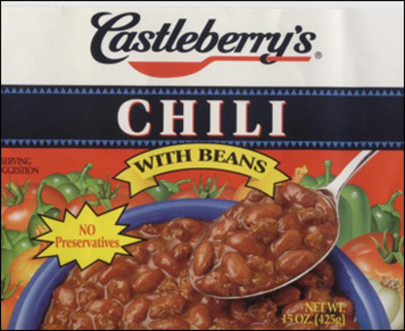 Botulism, Castleberry's Food Co.