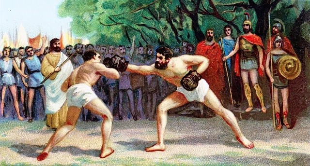 Boxing in rome