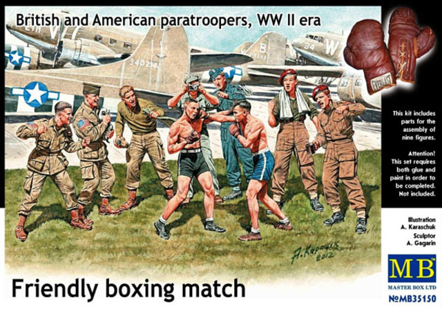 Boxing in the WW2