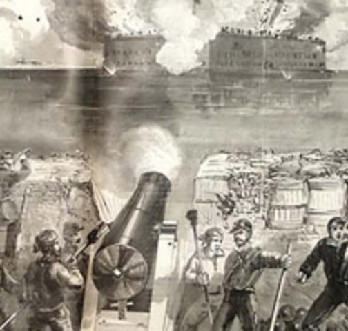 bombing of fort sumter essay Read battle of fort sumter free essay and over 88,000 other research documents battle of fort sumter fort sumter is located in charleston, south carolina the fort is in charleston's harbor.