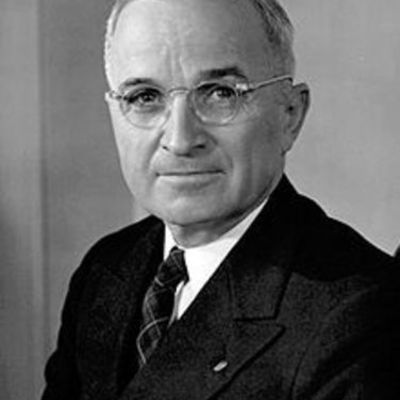 Harry Truman timeline