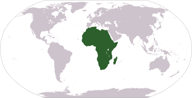 Most of Africa is under European Control