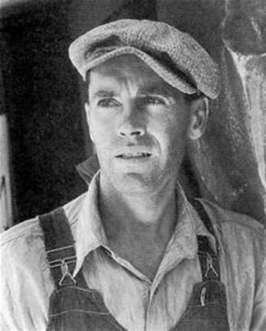 an analysis of the character tom joad in the grapes of wrath Everything you ever wanted to know about tom joad in the grapes of wrath, written by masters of this stuff just for you  tom joad back next  character analysis.