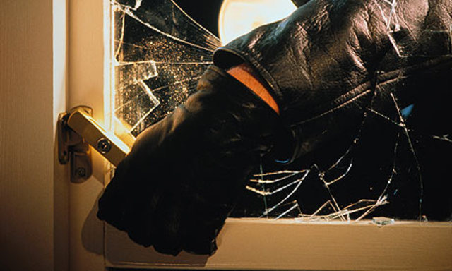 Burglars Broke Into the Achterhuis