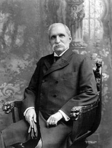 2 - José Domingo de Obaldía Gallegos (1 de octubre de 1908 - 1 de marzo de 1910)
