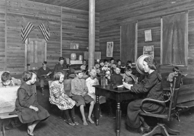 Начало домашнего обучения (США)