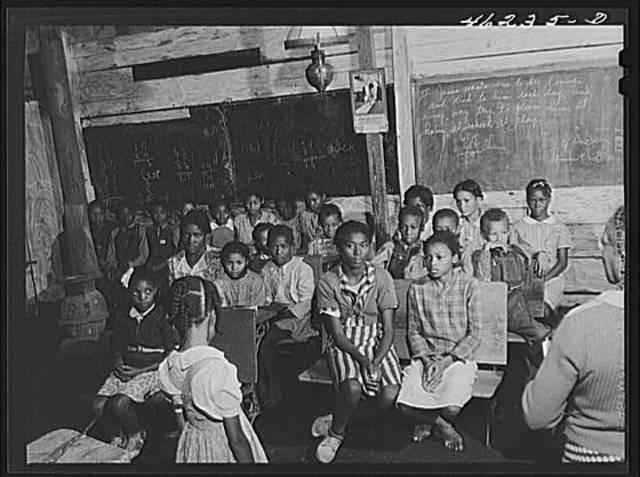 segregated schools video real footage - 640×477