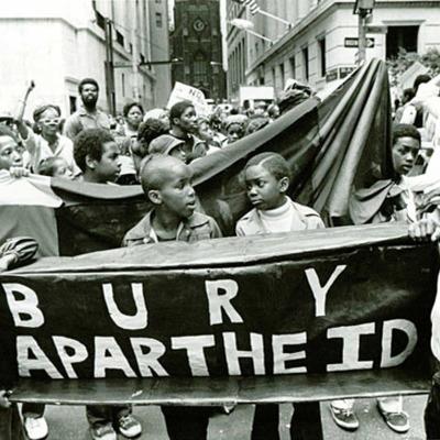 Apartheid - Jessica Dinkel timeline