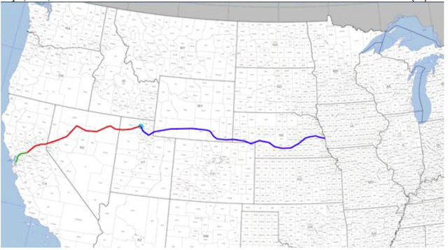 Building the Transcontinental Railroad timeline | Timetoast timelines