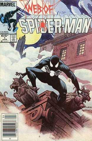 Web Of Spider-Man #1