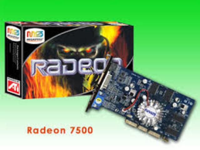 ATI Radeon DDR & GeForce DTS