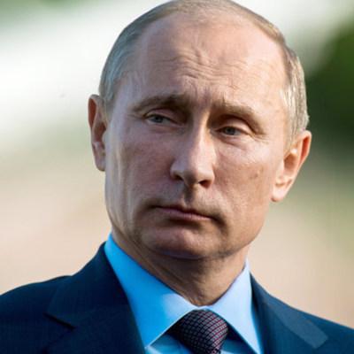 Владимир Путин timeline