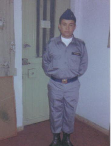 entrada al colegio militar