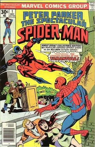 Spectacular Spider-Man#1