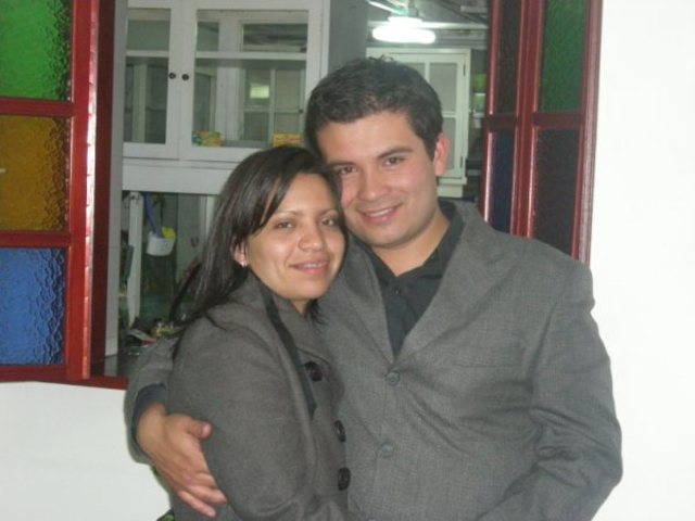 mi esposa