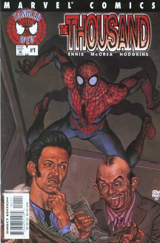 Spider-Man Tangled Web#1