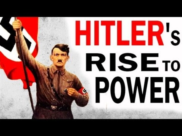 a history of hitlers rise to power in germany Take a look at key events that led to the nazi party's rise to power in germany subscribe for more from history:  .