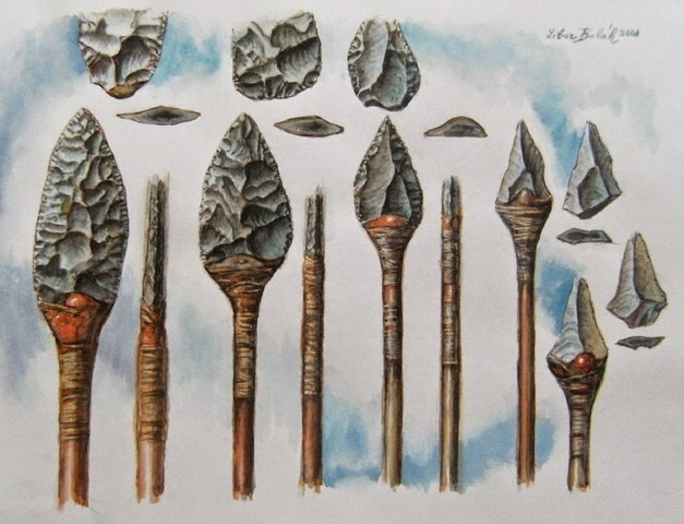 Neanderthal Weapons