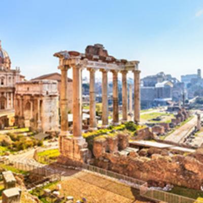 Historical Roman Leaders timeline