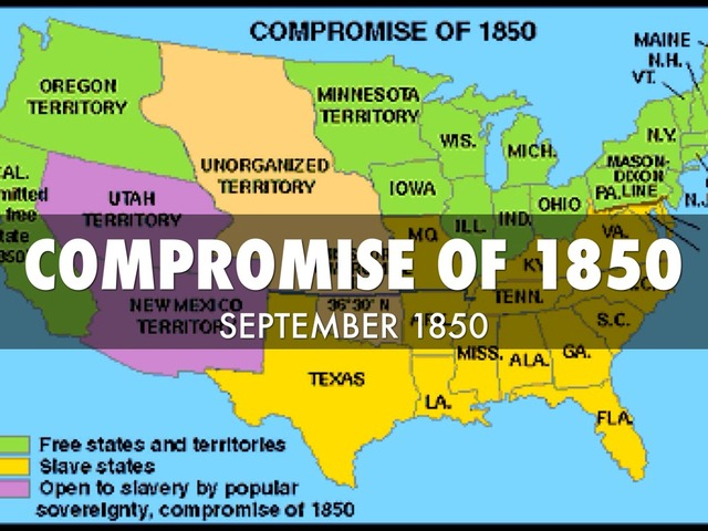 Antebellum Period Leading Up To The Civil War Timeline