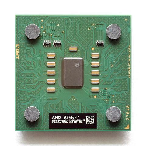2001: El AMD Athlon XP