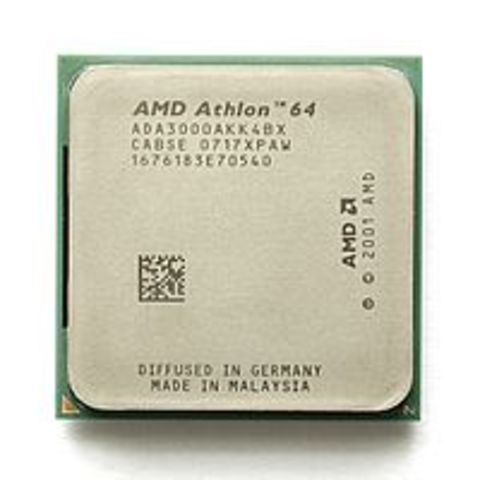 2004: El AMD Athlon 64