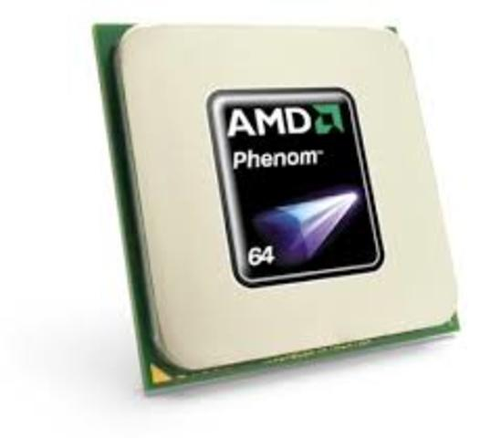 2007: El AMD Phenom