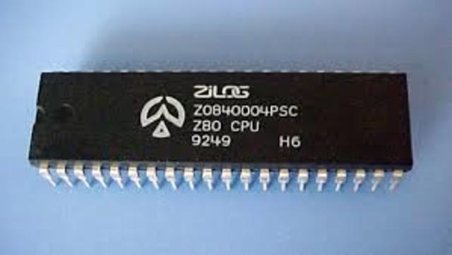 1976: El Z80