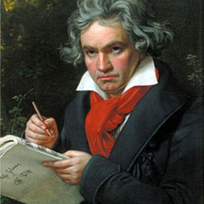 Vida de Beethoven timeline