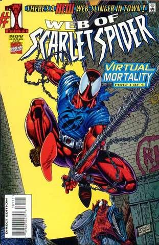Scarlet Spider title month