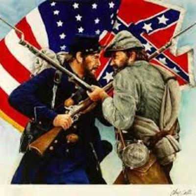Slavery and the Events Leading Up to the American Civil War timeline