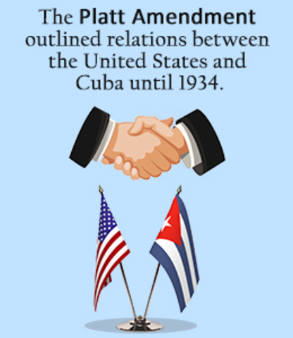 New Britain Public Schools >> Imperialism in Cuba timeline | Timetoast timelines