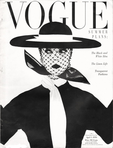 History Of Fashion Photography Through The Covers Of Vogue Timeline