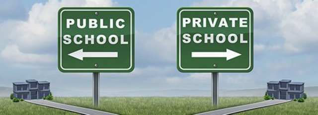 The Center of Public Education make a Statement about Private Schools